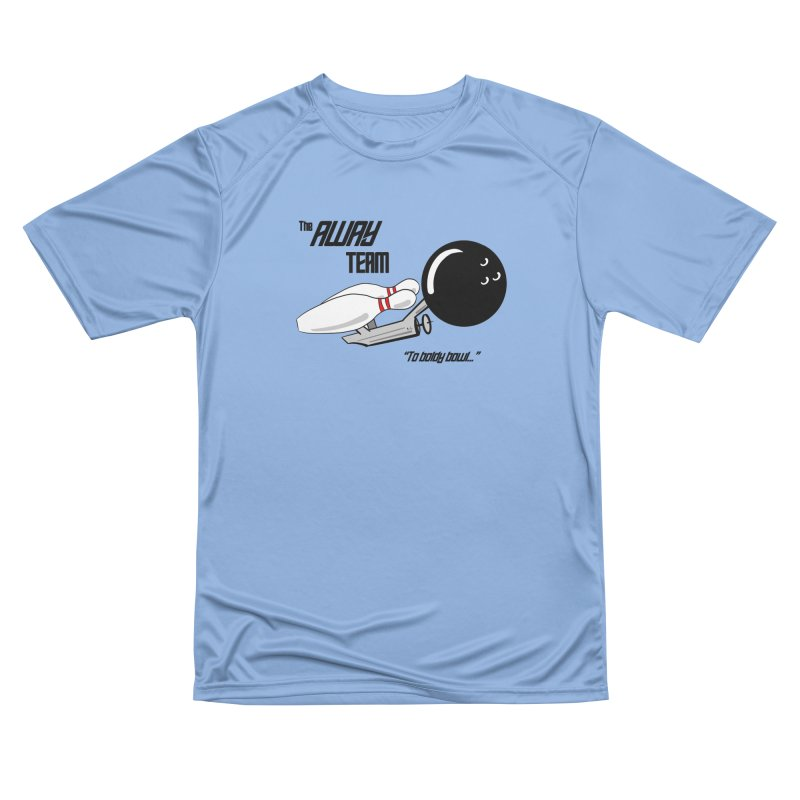 The Away Team Women's T-Shirt by The Snapperama Shop