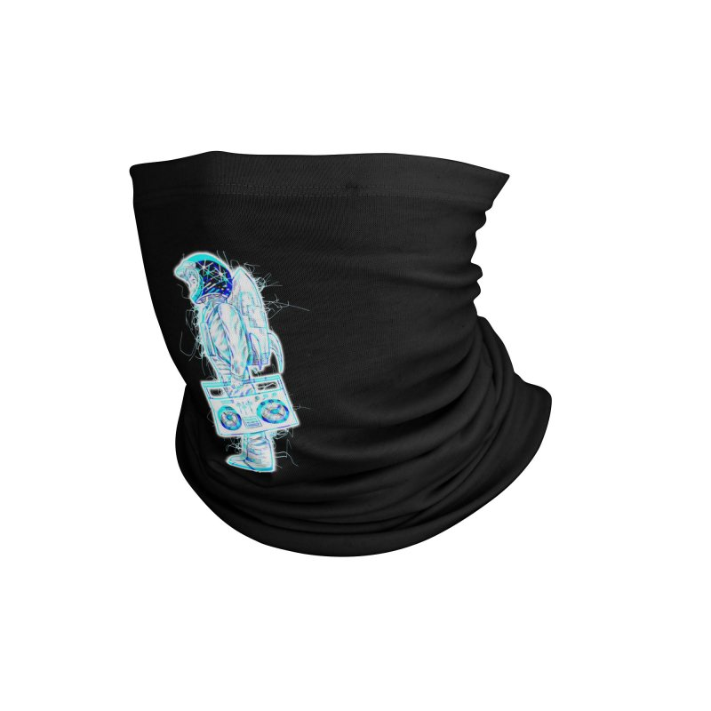 Rocketboy Accessories Neck Gaiter by Sneaky Nieky's Artist Shop