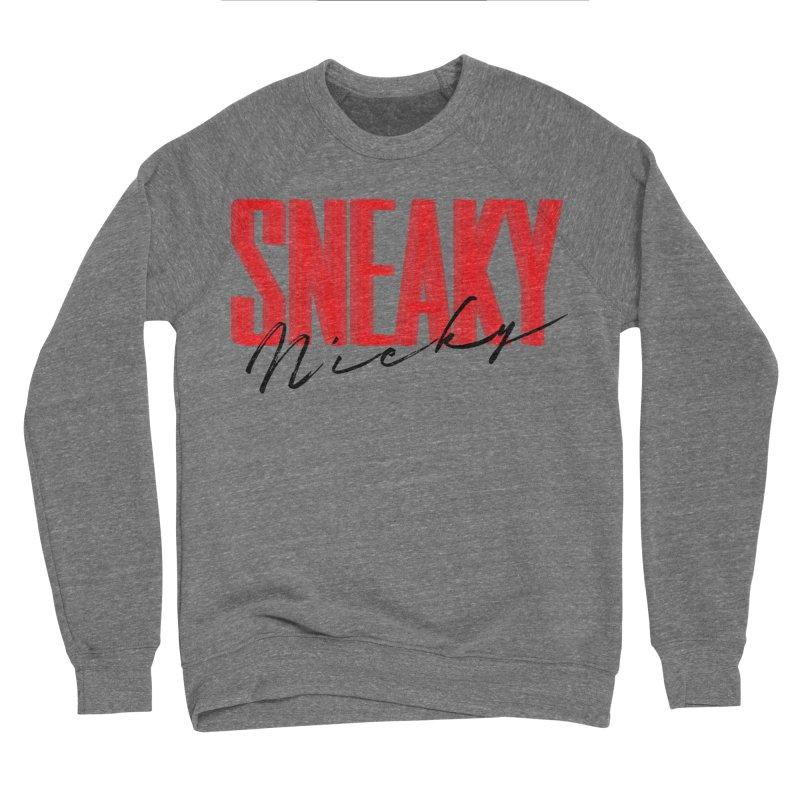 SN Signature Women's Sweatshirt by Sneaky Nieky's Artist Shop