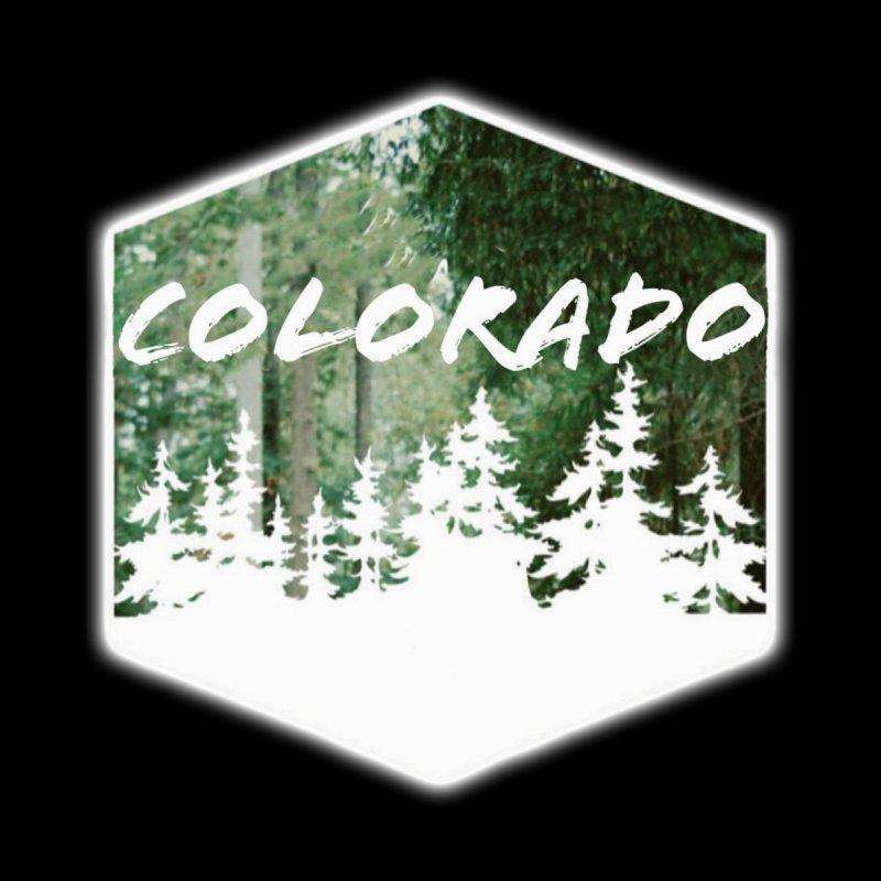 Colorado Trees Women's Longsleeve T-Shirt by Sneaky Nieky's Artist Shop