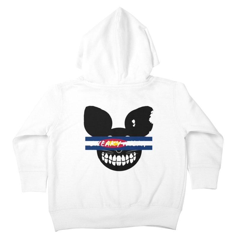 SN Colorado Kids Toddler Zip-Up Hoody by Sneaky Nieky's Artist Shop