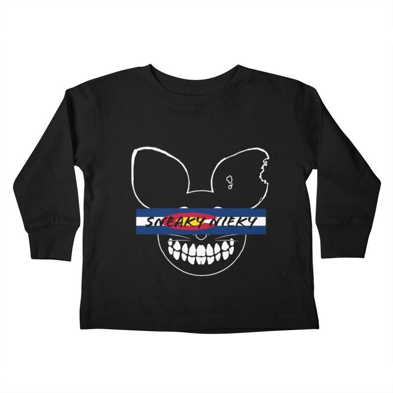 SN Colorado Kids Toddler Longsleeve T-Shirt by Sneaky Nieky's Artist Shop