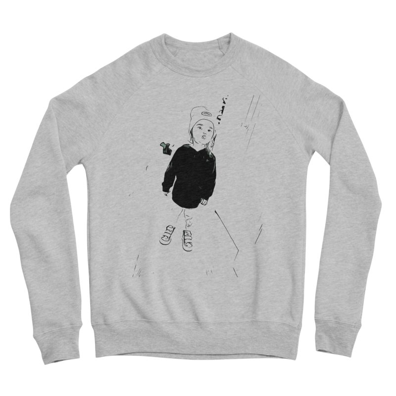 Smooches Women's Sweatshirt by Sneaky Nieky's Artist Shop