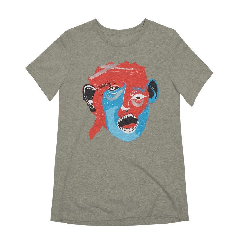 Lover Women's Extra Soft T-Shirt by Snezana Pupovic SNEP