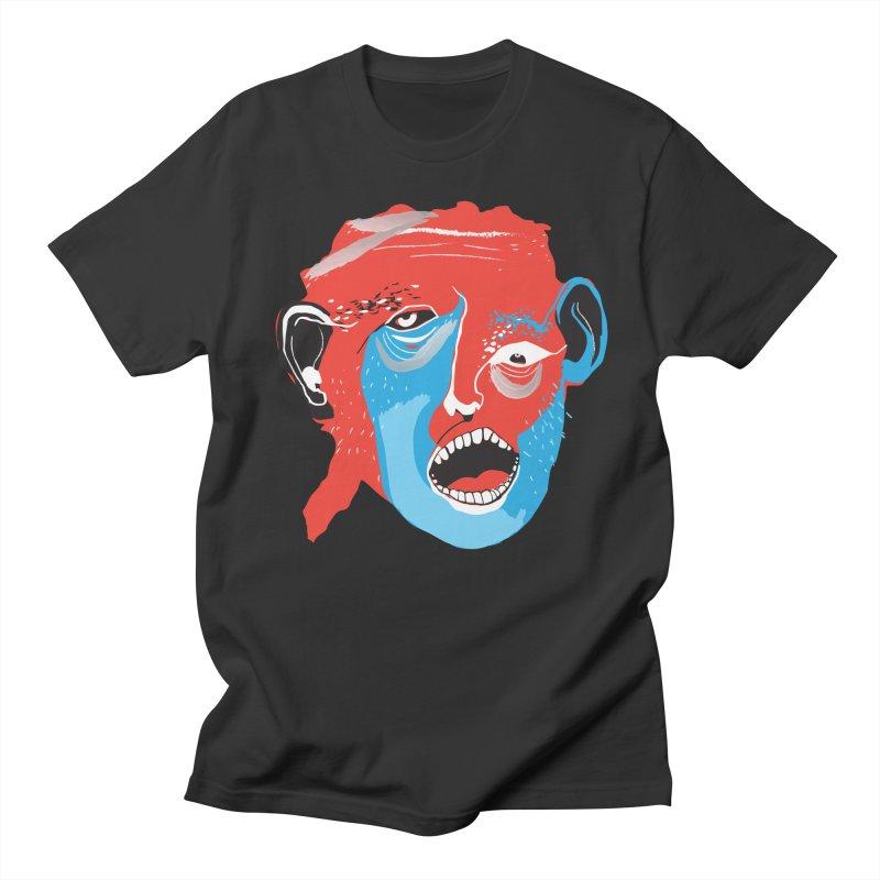 Lover Men's T-Shirt by Snezana Pupovic SNEP