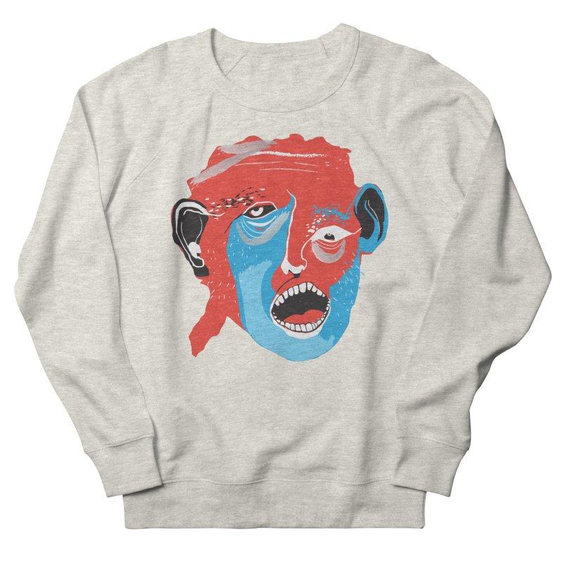 Lover Women's French Terry Sweatshirt by Snezana Pupovic SNEP