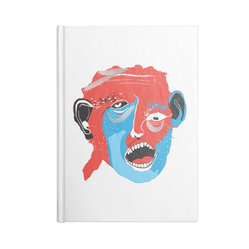 Lover Accessories Notebook by Snezana Pupovic SNEP