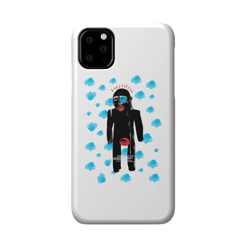 Man From Cloud Accessories Phone Case by Snezana Pupovic SNEP
