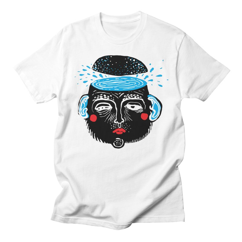 Puddle Men's T-Shirt by Snezana Pupovic SNEP