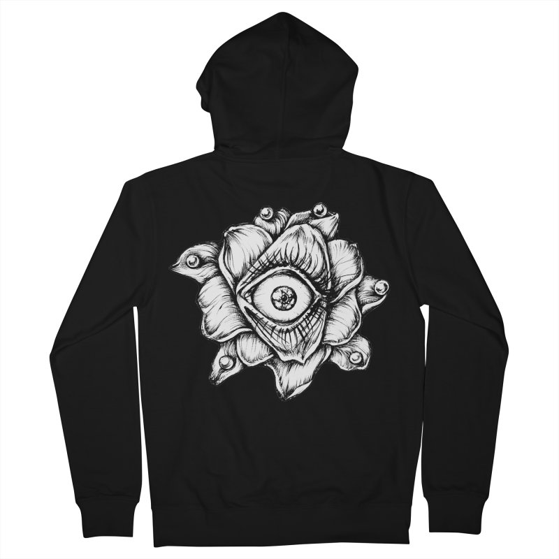 See by Sarah Gaugler Men's French Terry Zip-Up Hoody by Snow Tattoo
