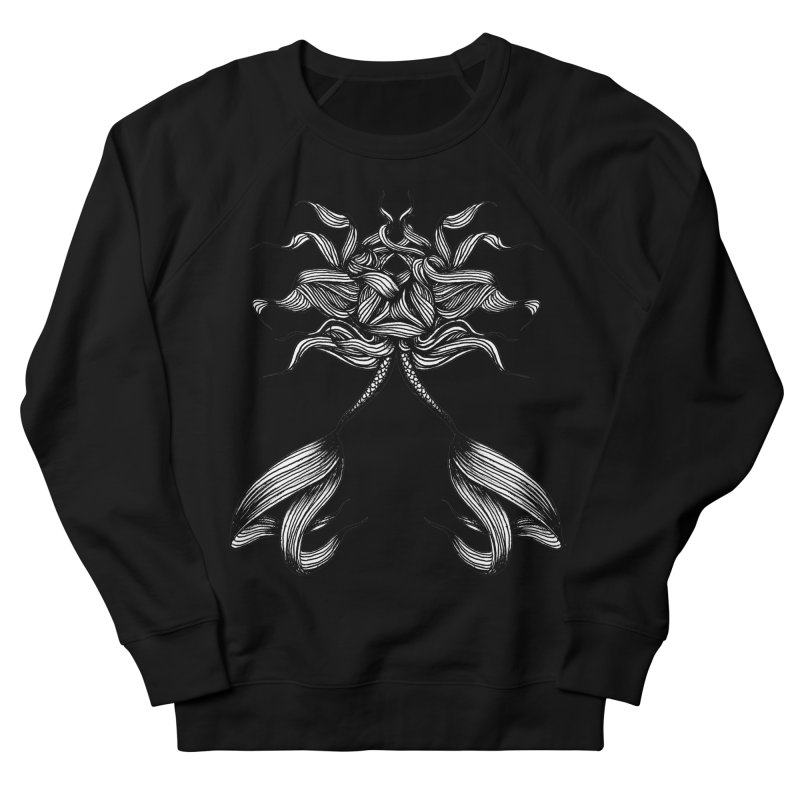 Subsea 3 By Sarah Gaugler Women's French Terry Sweatshirt by Snow Tattoo