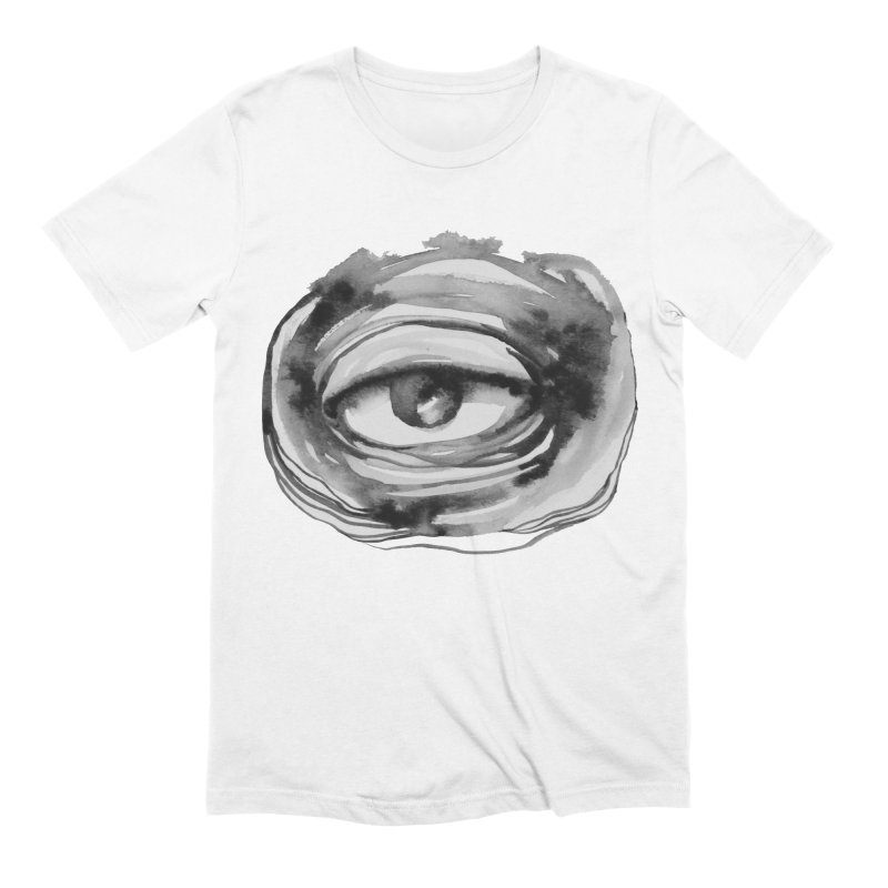 THE GRAND ARCHITECT OF THE UNIVERSE Men's Extra Soft T-Shirt by Snow Tattoo