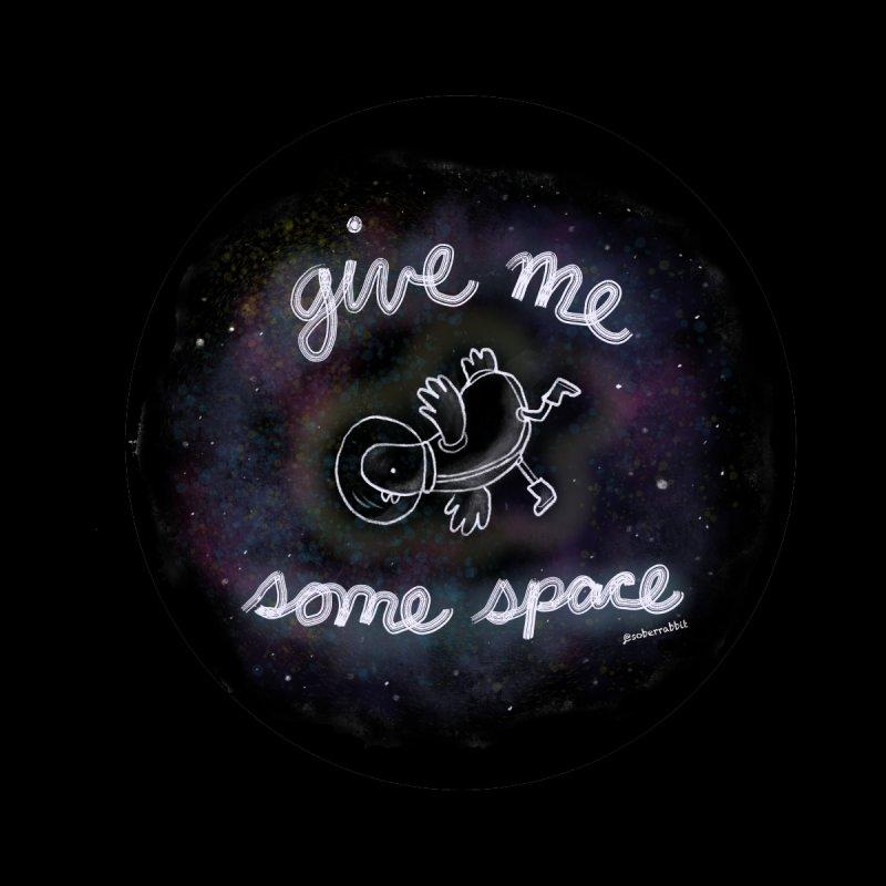 Space Brenda Women's T-Shirt by Sober Rabbit