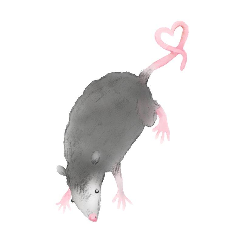 Lovely Possum Kids T-Shirt by Sober Rabbit