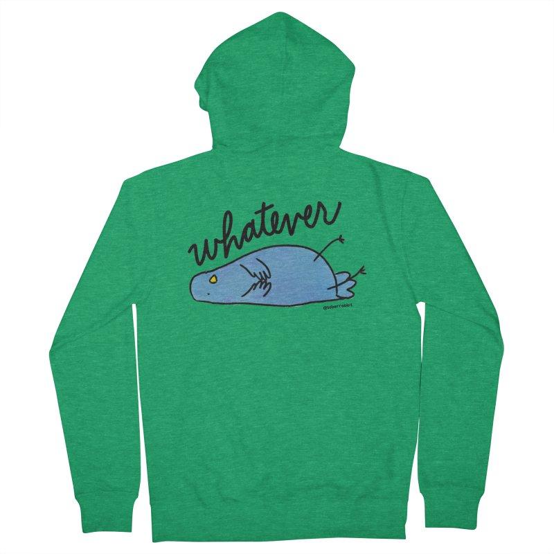 Whatever Brenda | Sweatshirts & Hoodies Women's Zip-Up Hoody by Sober Rabbit
