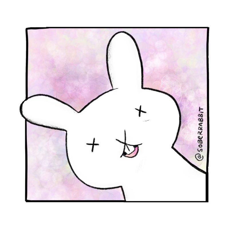 Drunk Rabbit | Mugs Accessories Mug by Sober Rabbit