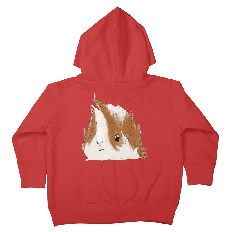 Piggy | Sweatshirt Kids Toddler Zip-Up Hoody by Sober Rabbit