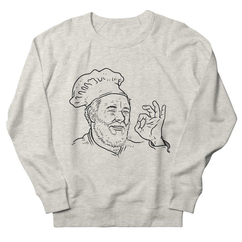 Papa Riker's Pizza Women's Sweatshirt by Sobreiro's Shop