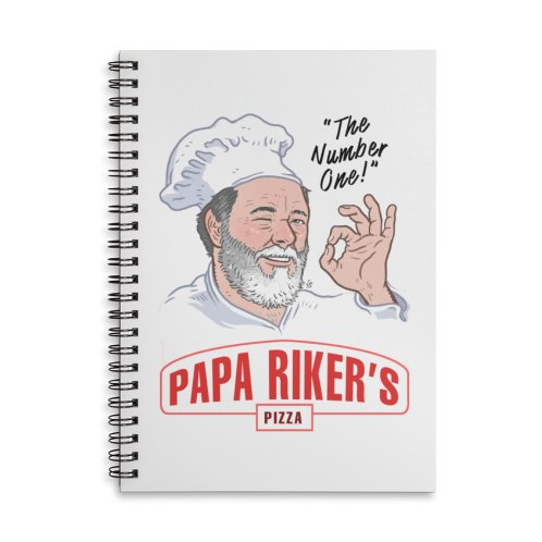 image for Papa Riker's Pizza - Color