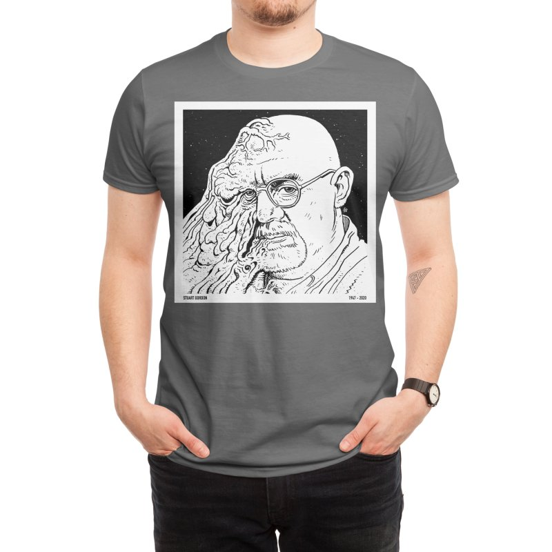 Stuart Gordon Men's T-Shirt by Sobreiro's Shop