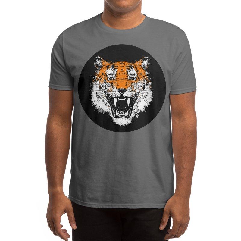 Tiger Men's T-Shirt by Sobreiro's Shop