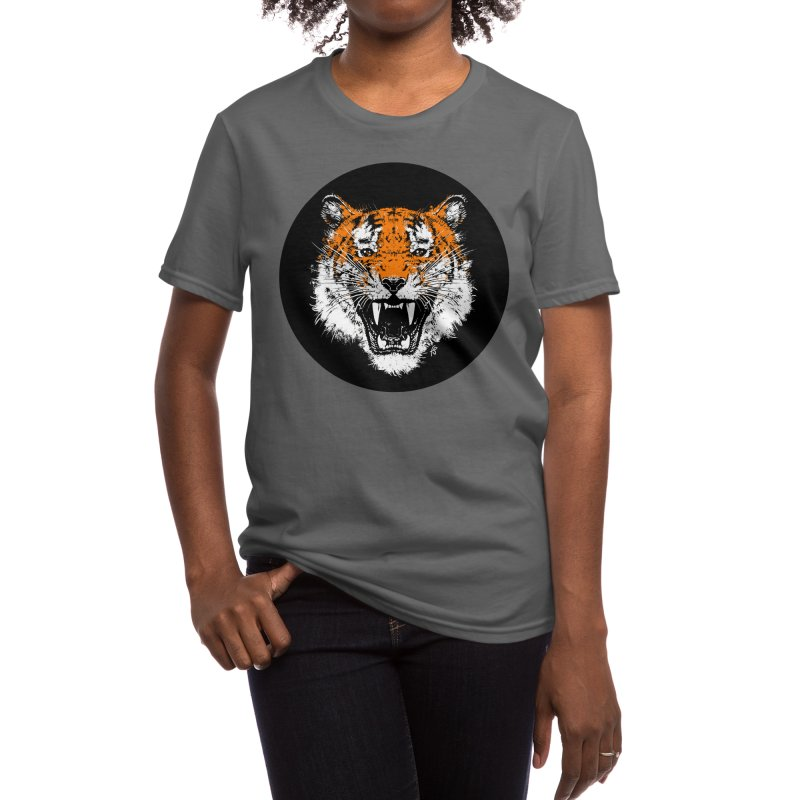 Tiger Women's T-Shirt by Sobreiro's Shop