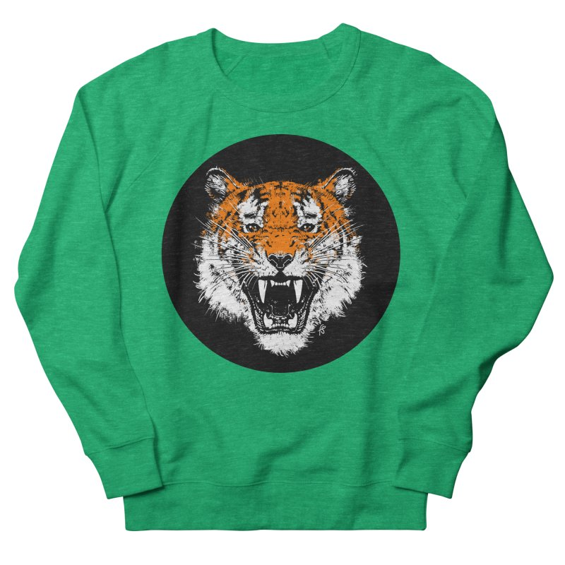 Tiger Women's Sweatshirt by Sobreiro's Shop