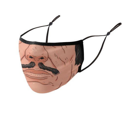 image for Action Mask - Bronson