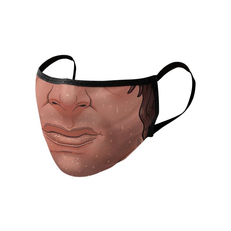 Action Mask - Stallone Accessories Face Mask by Sobreiro's Shop