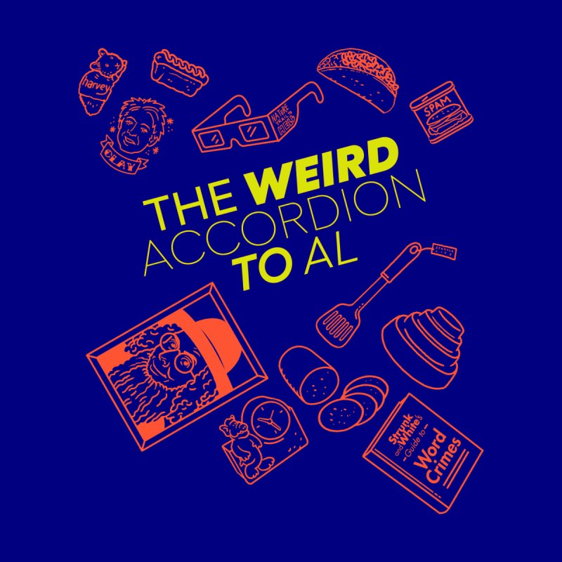 The Weird Accordion to Al Men's T-Shirt by Sobreiro's Shop