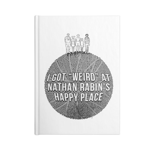 "image for I got ""Weird"" at Nathan Rabin's Happy Place"