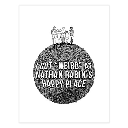 """image for I got """"Weird"""" at Nathan Rabin's Happy Place"""