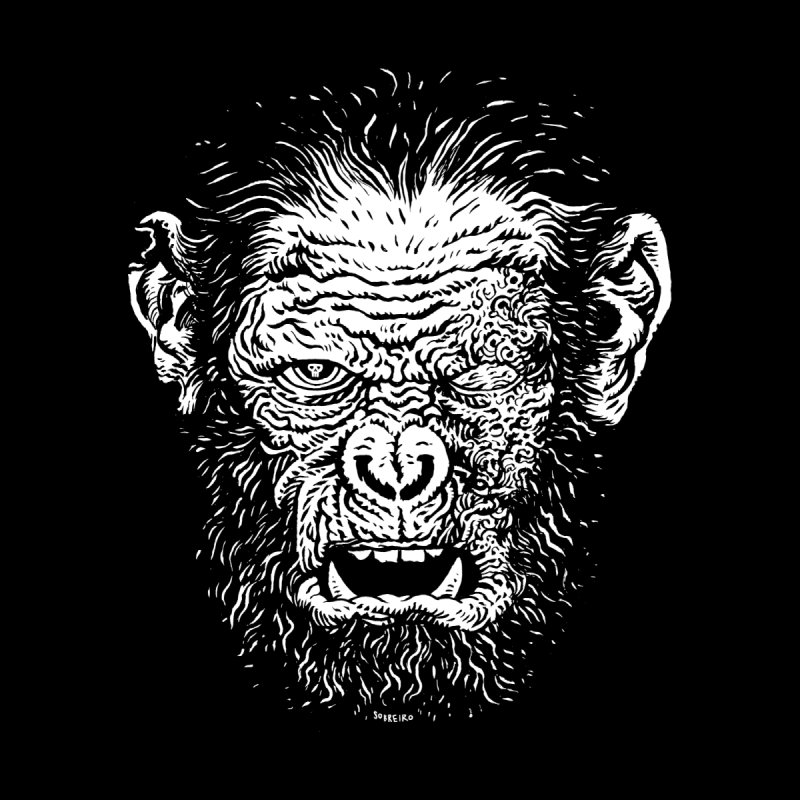Chimp None  by Sobreiro's Shop