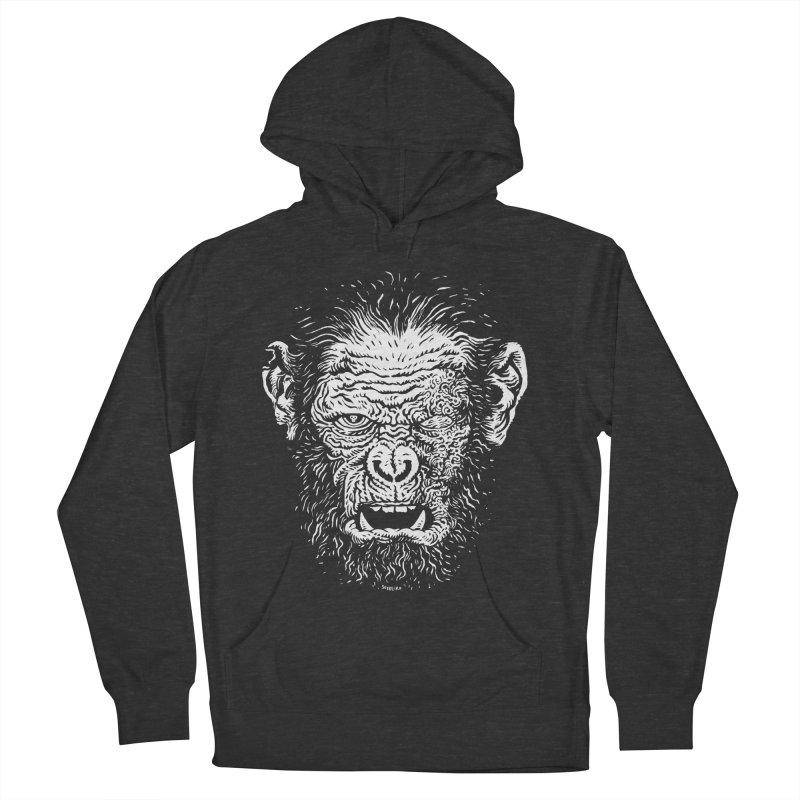 Chimp Men's Pullover Hoody by Sobreiro's Shop