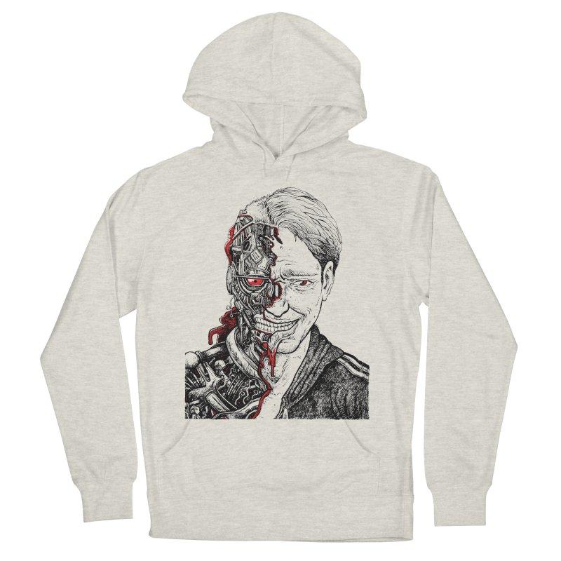 Cyborg Men's Pullover Hoody by Sobreiro's Shop