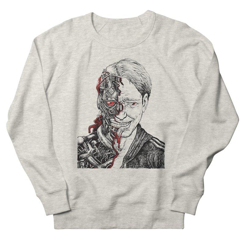 Cyborg Women's Sweatshirt by Sobreiro's Shop
