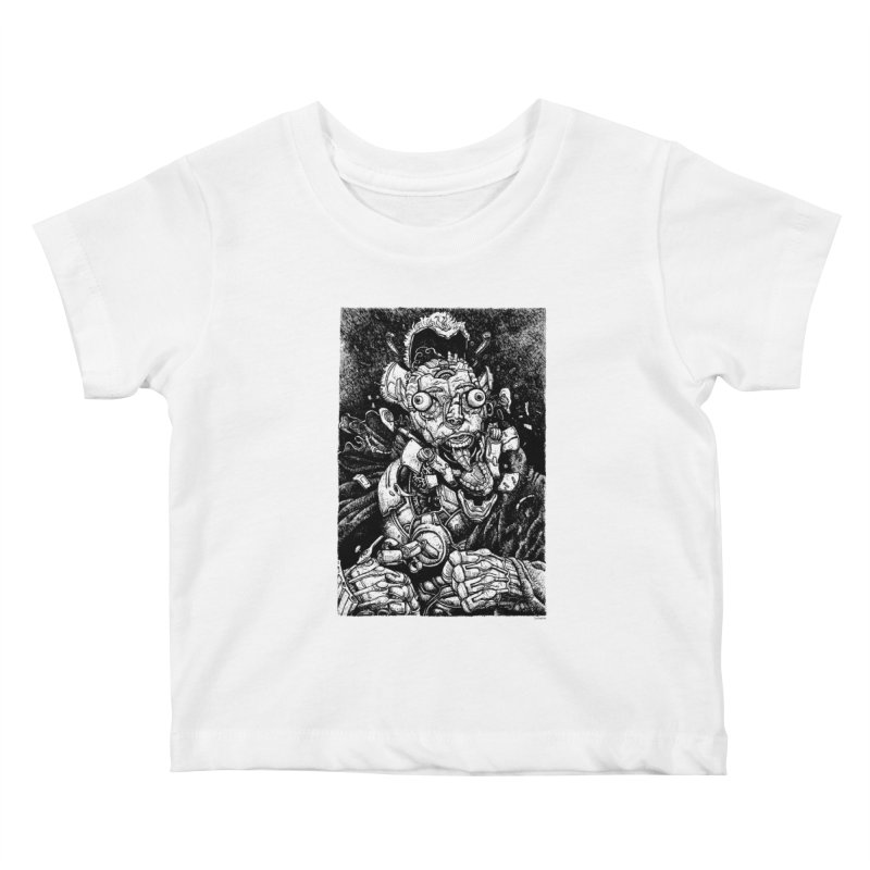 Sui Caedere Kids Baby T-Shirt by Sobreiro's Shop