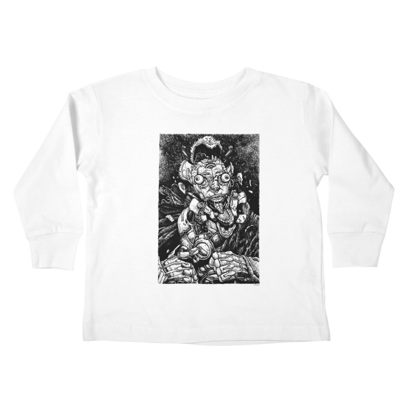 Sui Caedere Kids Toddler Longsleeve T-Shirt by Sobreiro's Shop
