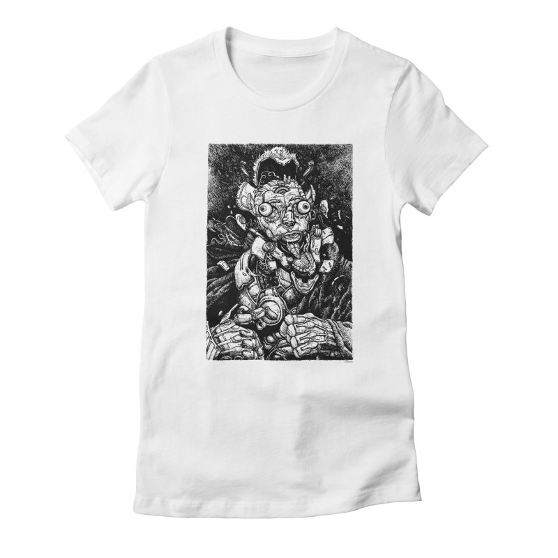 Sui Caedere Women's Fitted T-Shirt by Sobreiro's Shop