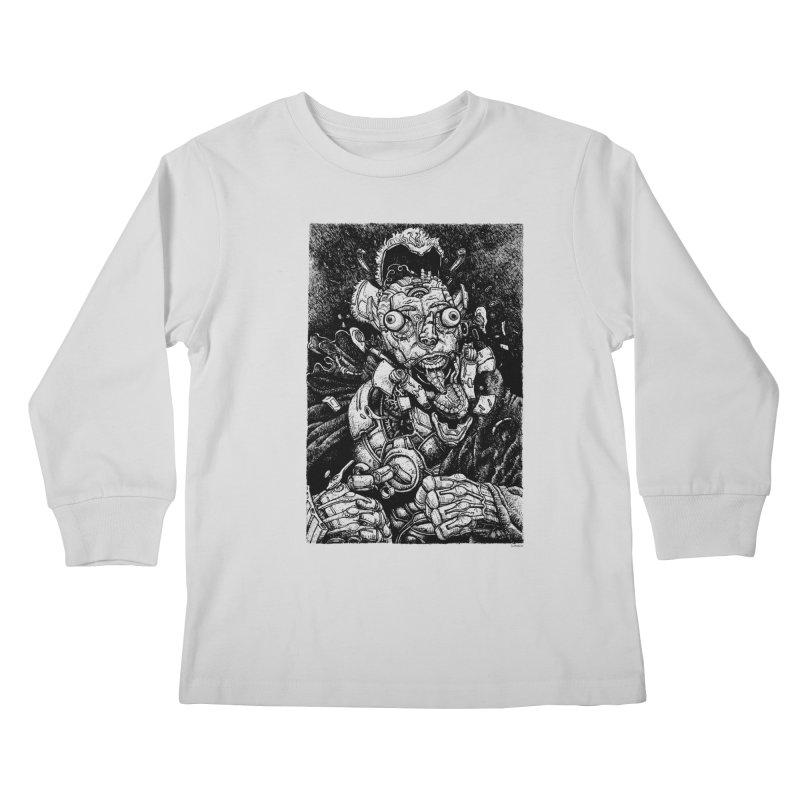 Sui Caedere Kids Longsleeve T-Shirt by Sobreiro's Shop