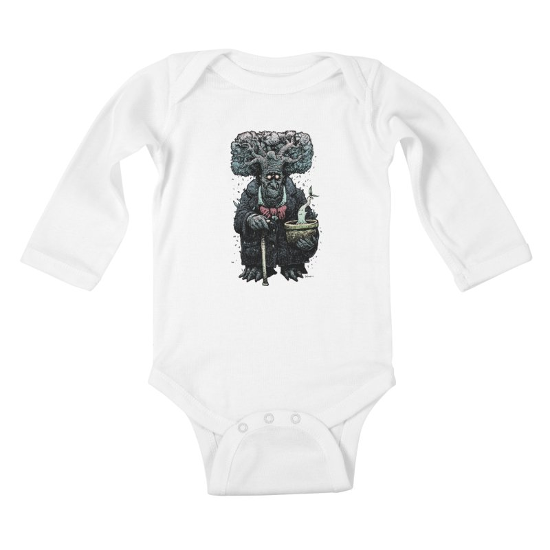 Grow Kids Baby Longsleeve Bodysuit by Sobreiro's Shop