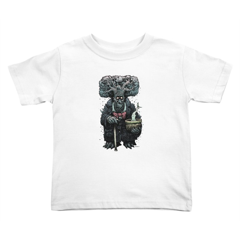 Grow Kids Toddler T-Shirt by Sobreiro's Shop