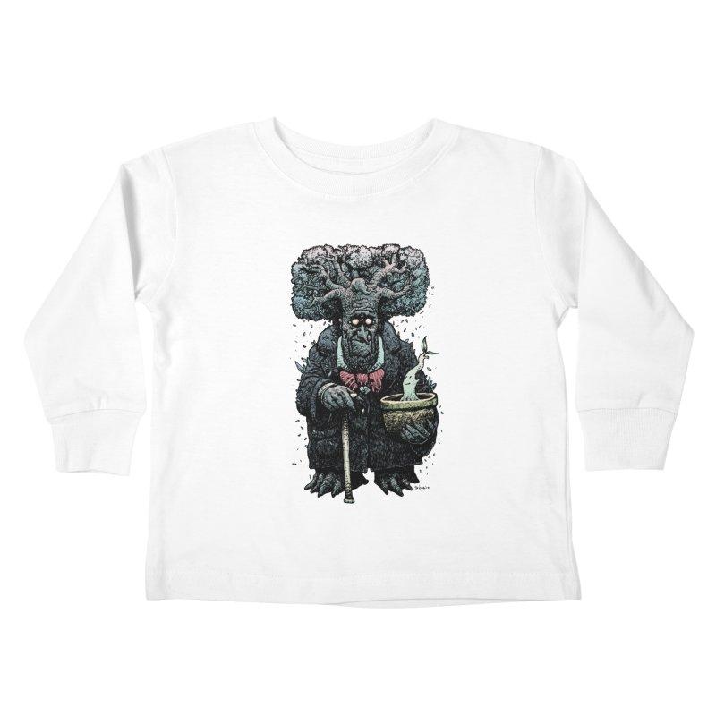 Grow Kids Toddler Longsleeve T-Shirt by Sobreiro's Shop
