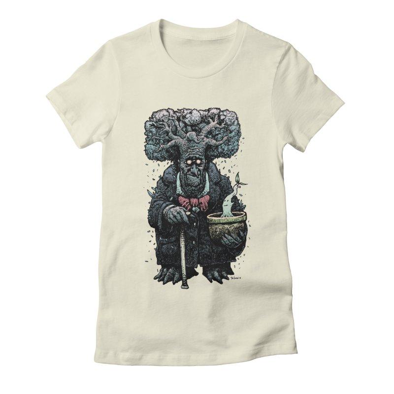 Grow Women's Fitted T-Shirt by Sobreiro's Shop