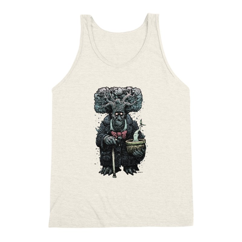 Grow Men's Triblend Tank by Sobreiro's Shop