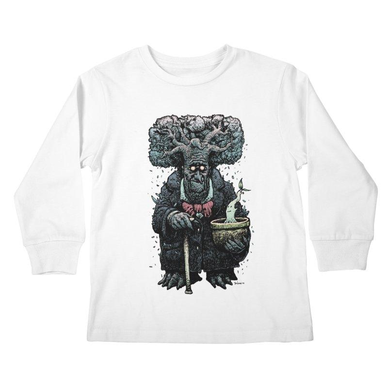 Grow Kids Longsleeve T-Shirt by Sobreiro's Shop