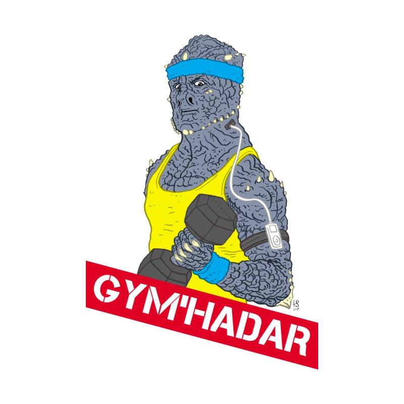 Gym'Hadar Men's T-Shirt by Sobreiro's Shop