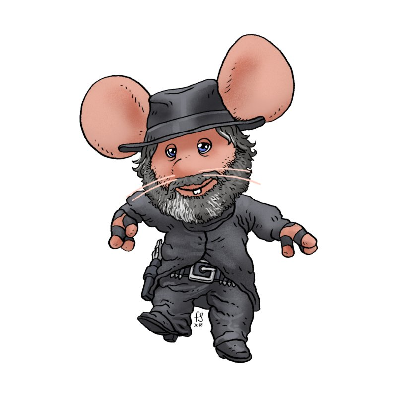 EL TOPO GIGIO Men's T-Shirt by Sobreiro's Shop