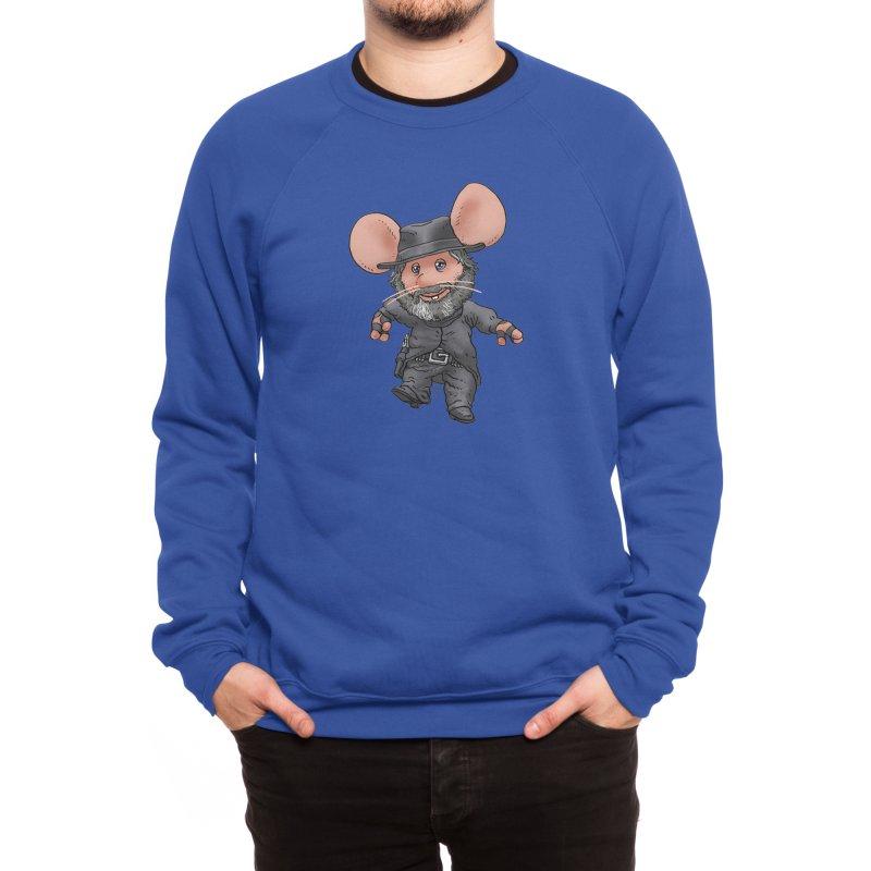 EL TOPO GIGIO Men's Sweatshirt by Sobreiro's Shop