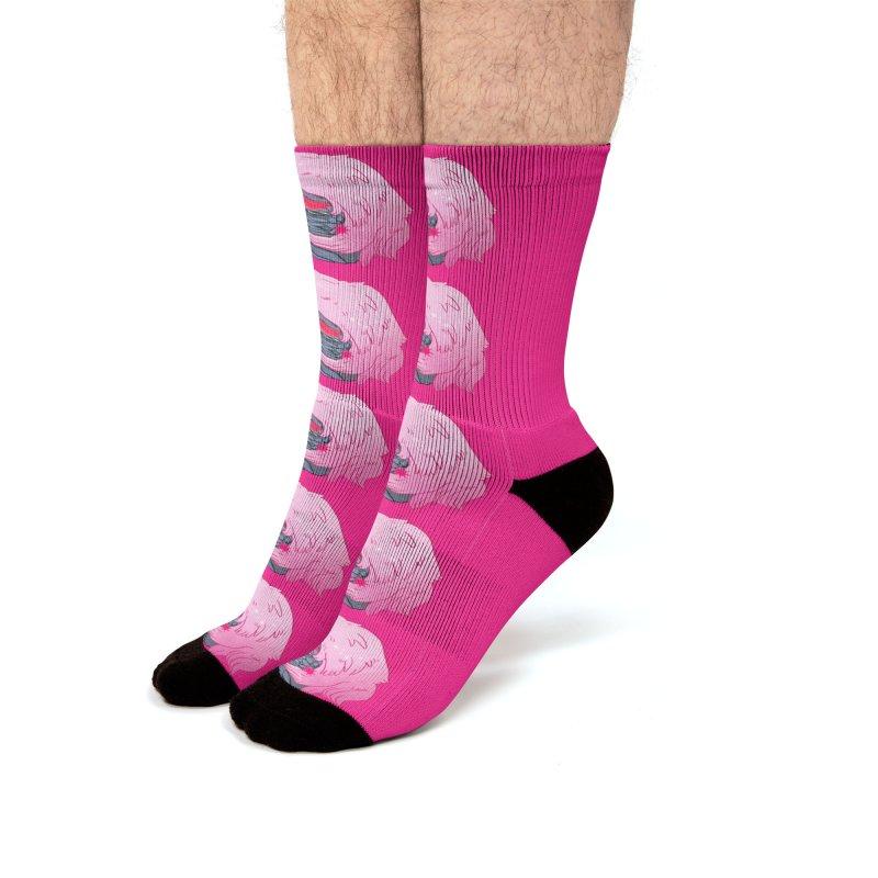 JEM'Hadar Men's Socks by Sobreiro's Shop